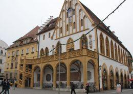 Amberg, Denkalschutzgebäude