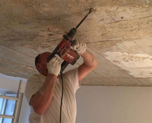 Verputzarbeiten, Malerfachbetrieb, Amberg